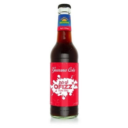 Picture of O'Fizz Guarana Cola, 330ml, organic