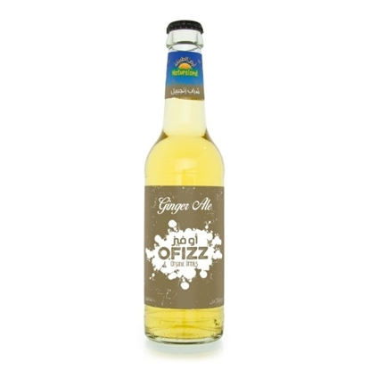 Picture of O'Fizz Ginger Ale, 330ml, organic