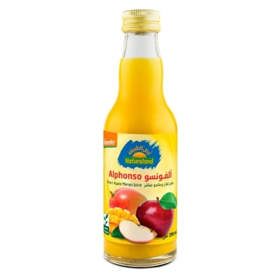 Picture of Alfonso Mango Juice, 200ml, organic