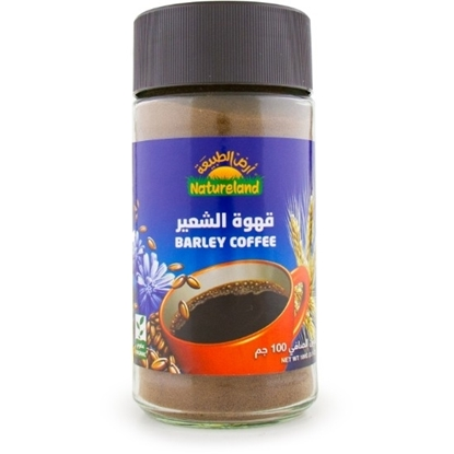 الصورة: قهوة الشعير, 100جم, عضوى