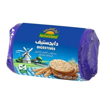 Picture of Digestives, 200g, organic