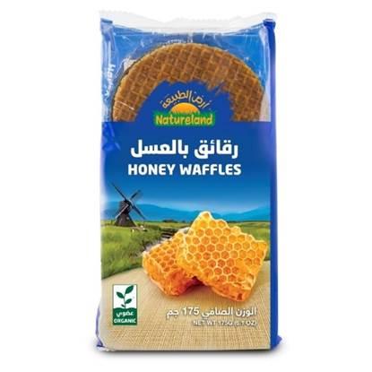 الصورة:  الرقائق بالعسل, 10 × 60 جم, عضوى