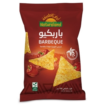 Picture of Tortilla Chips BBQ, 150g, organic