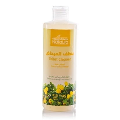Picture of Nataura Citrus Toilet Cleaner, 500ml