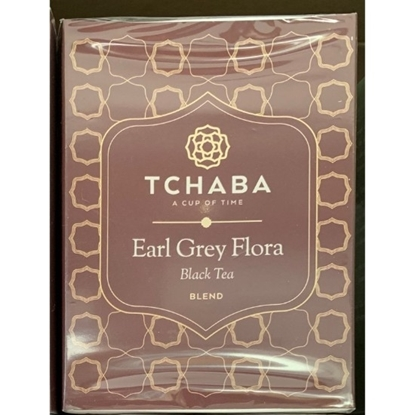Picture of tchaba Earl Grey Flora Black Tea