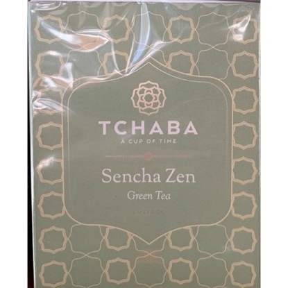 Picture of tchaba Sencha Zen Green Tea