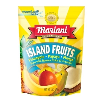 Picture of MARIANI Dried Fruit Island Fruits-170g