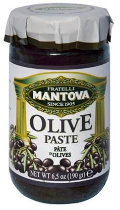 Picture of Mantova Olive Paste 190g