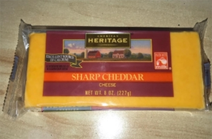 Picture of Heritage Sharp Chedar Cheese Yellow  ( 227 GM * 12 Piece )