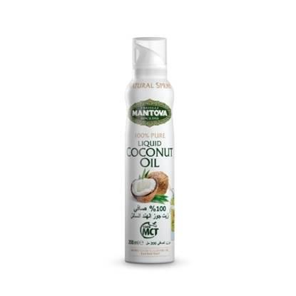 Picture of MANTOVA COCONUT OIL SPRAY 200 ml