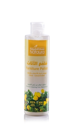 Picture of Nataura Citrus Furniture Polish, 300ml