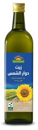 Picture of HO Sunflower Oil, 1 l, organic