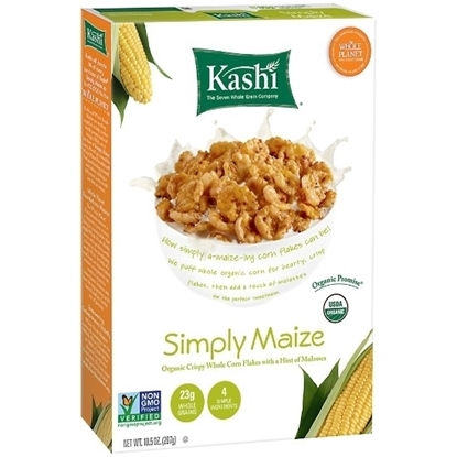 Picture of KASHI Organic Promise Simply Maize -297g
