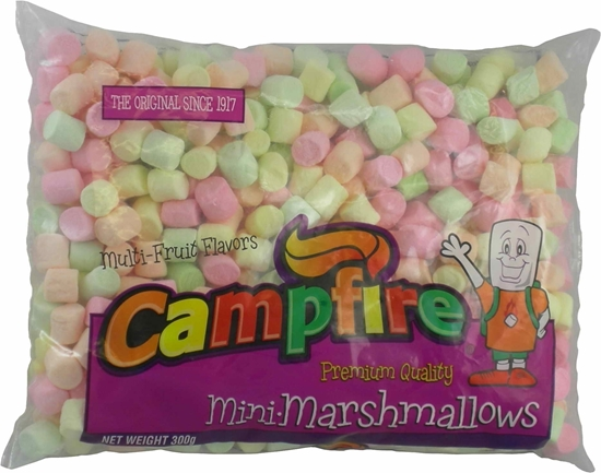 Picture of Campfire  Mini Color Marshmallow -300 G