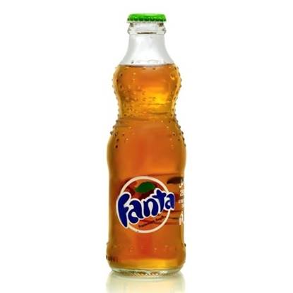Picture of Fanta Apple NRGB 250ml 24Pack