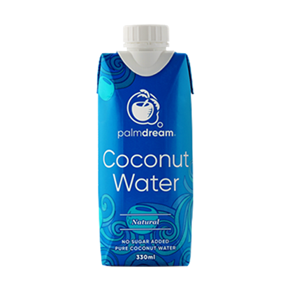 Picture of Palm Dream Natural Coconut Water 330 ML