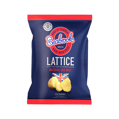 Picture of Seabrook Lattice Natural Sea Salt (120 Gm)