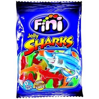 الصورة: حلوى جيلي اسماك القرش  – فـيني الأسبانية