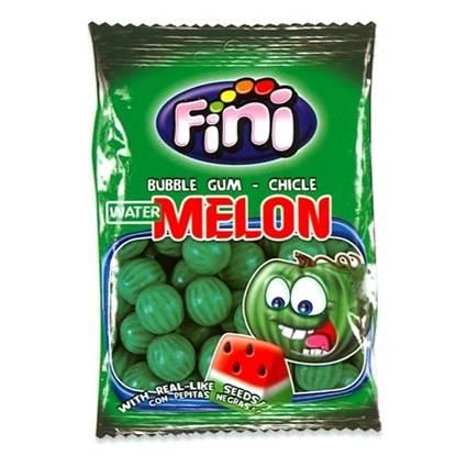 Picture of Fini Watermelon Bubble Gum CHICLE 100 GM