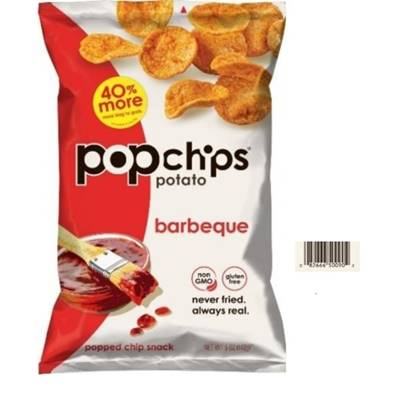 Picture of Pop Chips Potato – Barbeque 142 GM*12