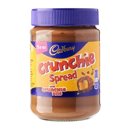 Picture of Cadbury Crunchie Chocolate Spread 400 G