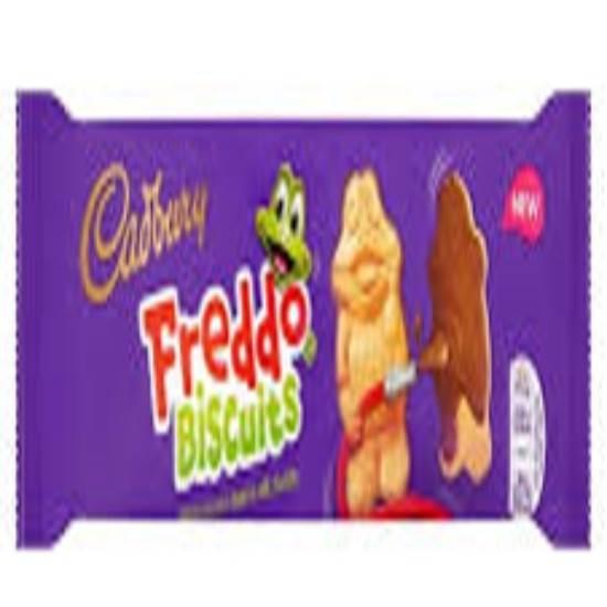 صورة كادبري بسكويت فريدو بالشوكولاته  167 جرام