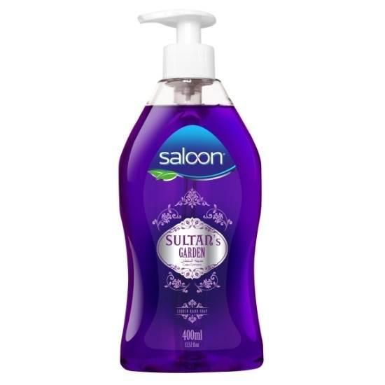 Picture of Saloon Liquid Hand Wash Sultan Garden 400 ml