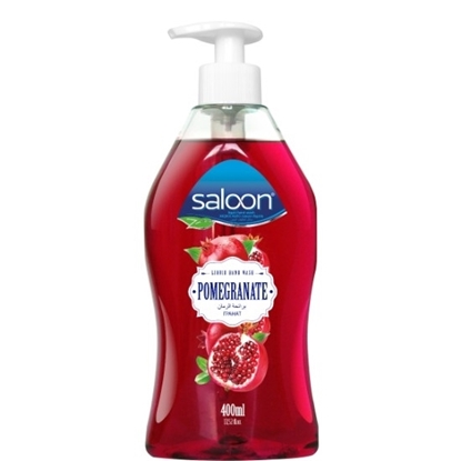 Picture of Saloon Liquid Hand Wash Pomegranate 400 ml