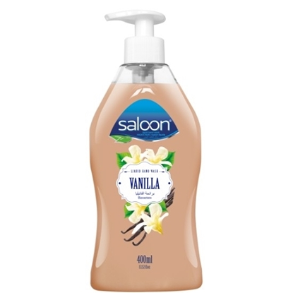 Picture of Saloon Liquid Hand Wash Vanilla 400 ml
