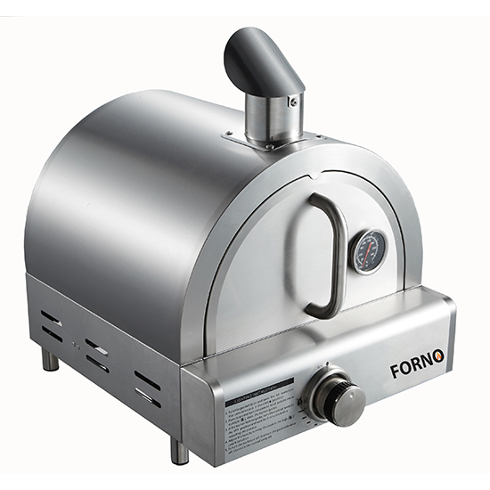 Picture of FORNO Stainless Steel Gas Grill