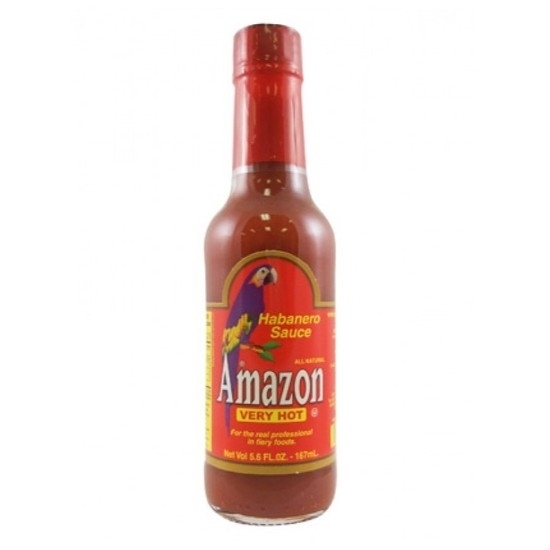 Picture of AMAZON HOT SAUCE HABENARO 98 ML