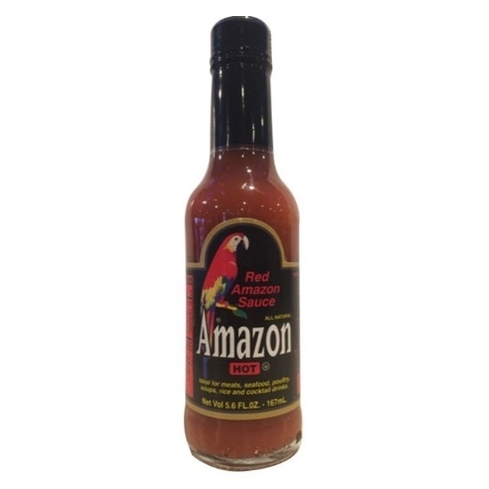 Picture of AMAZON HOT SAUCE RED 98 ML