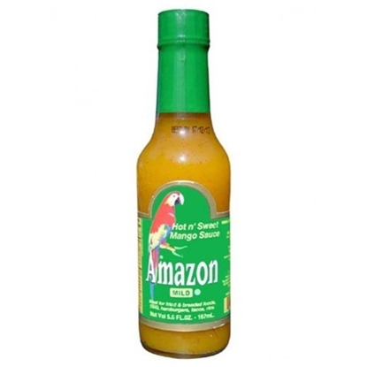 Picture of AMAZON HOT SAUCE HOT&SWEET 98 ML