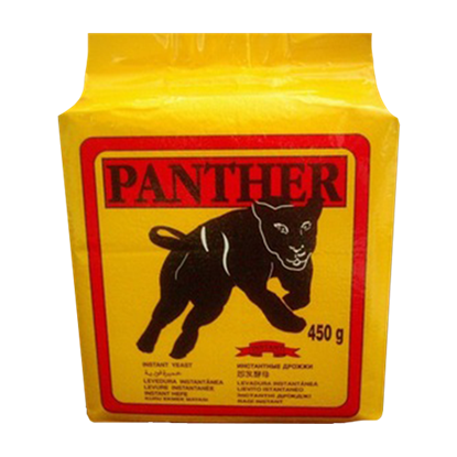 Picture of PANTHER DRY YEAST 450 GM