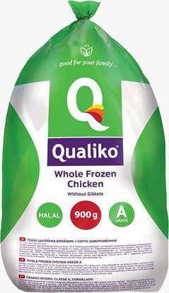 Picture of Qualiko WholeFrozen Chicken Garde (10 Pieces * 900 GM )