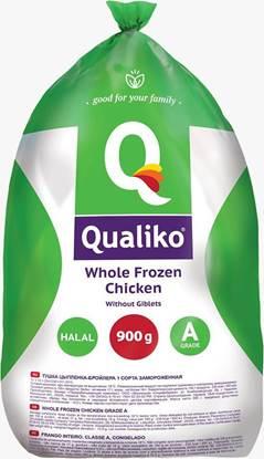 الصورة: كوالكيو دجاج كامل مجمد ( 900 جم * 10 حبة )