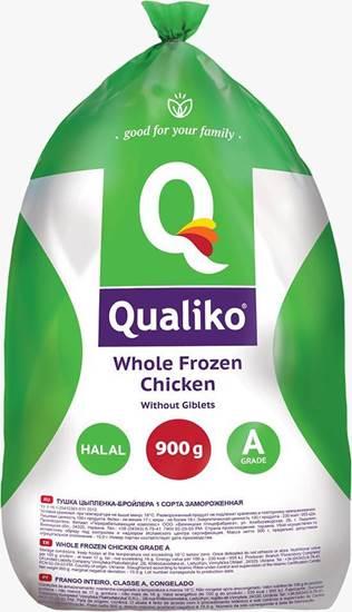 Picture of Qualiko WholeFrozen Chicken Garde (10 Pieces * 900 GM )