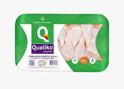 Picture of Qualiko WholeFrozen Chicken Drumstick (12 Pieces * 900 GM )