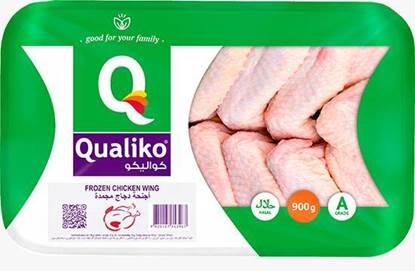 الصورة: كوالكيو اجنحة دجاج مجمدة ( 900 جم * 12 حبة )
