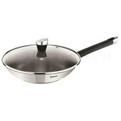 Picture of Tefal Emotion SS - Wokpan 28+lid coated
