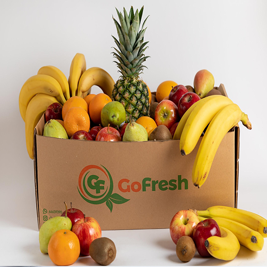 Picture of Mix Fruits Box  ( 8 Kg )