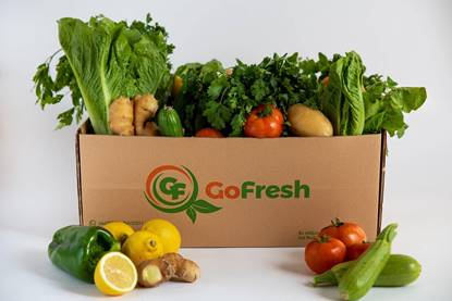 Picture of Mix Vegetables  Box ( 9 Kg )
