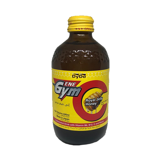 Picture of ENEGym C royal jelly honey energy drink 240 ML