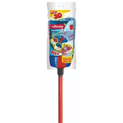 Picture of Vileda 3 Action Supermocio Floor Mop With Stick