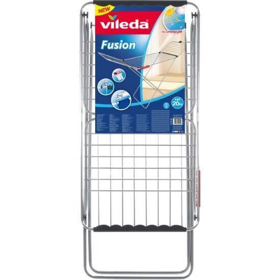 Picture of Vileda Fusion Aluminium X-Leg Indoor Dryer 20m