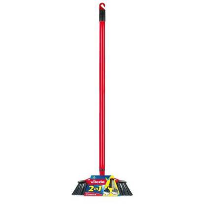 Picture of Vileda 2in1 Universal Broom With Stick