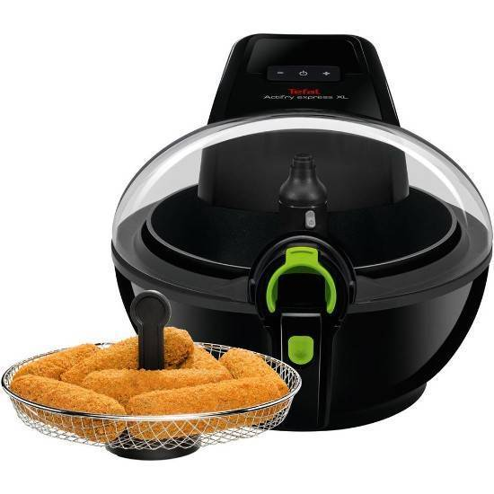 Picture of TEFAL ACTIFRY EXPRES XL PLUS W/SNACK GRILL 1.7KG