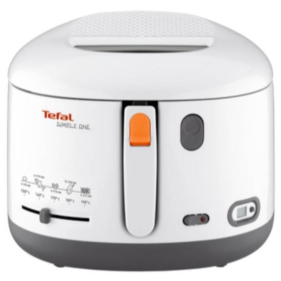 Picture of TEFAL FRYER ONE FIXED BOWL 1.2KG/TIMER