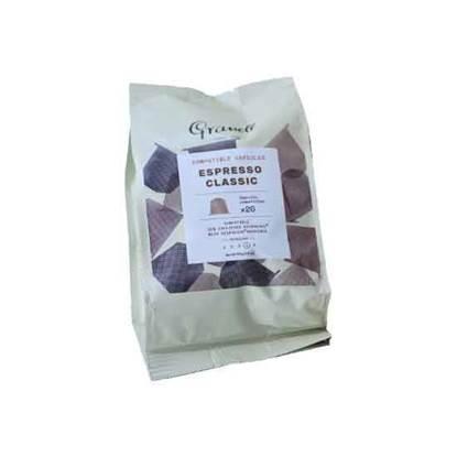Picture of Granell Classic espresso capsules 20Capsule