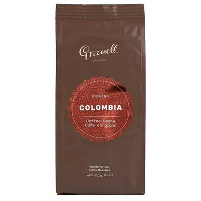 Picture of Granell Colombia 100% natural pure origin coffee beans 500GM